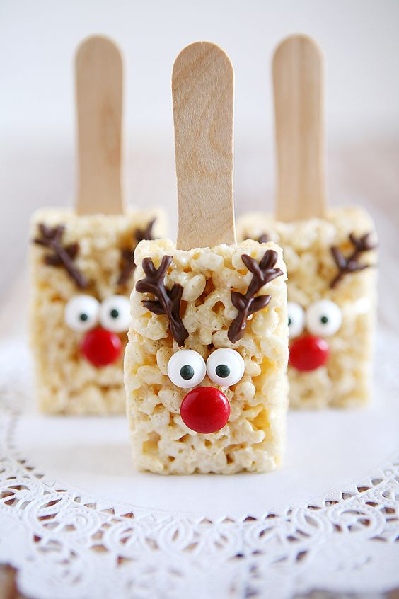 Great NO BAKE cookies for Christmas!