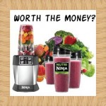 Nutri Ninja with Auto IQ Blender Review