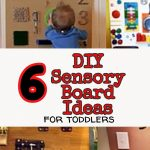 12+ Unique DIY Sensory Board Ideas for Toddlers
