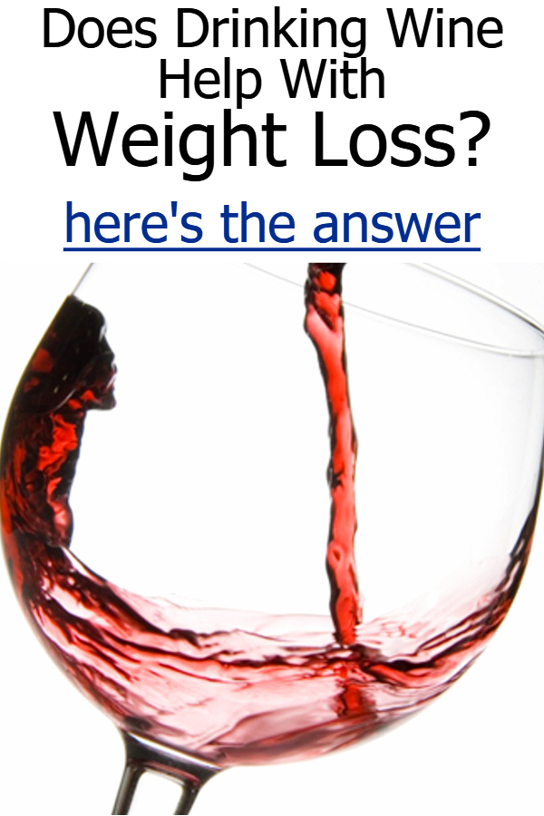 Wine Before Bed Helps You Lose Weight?  That's What They Say!