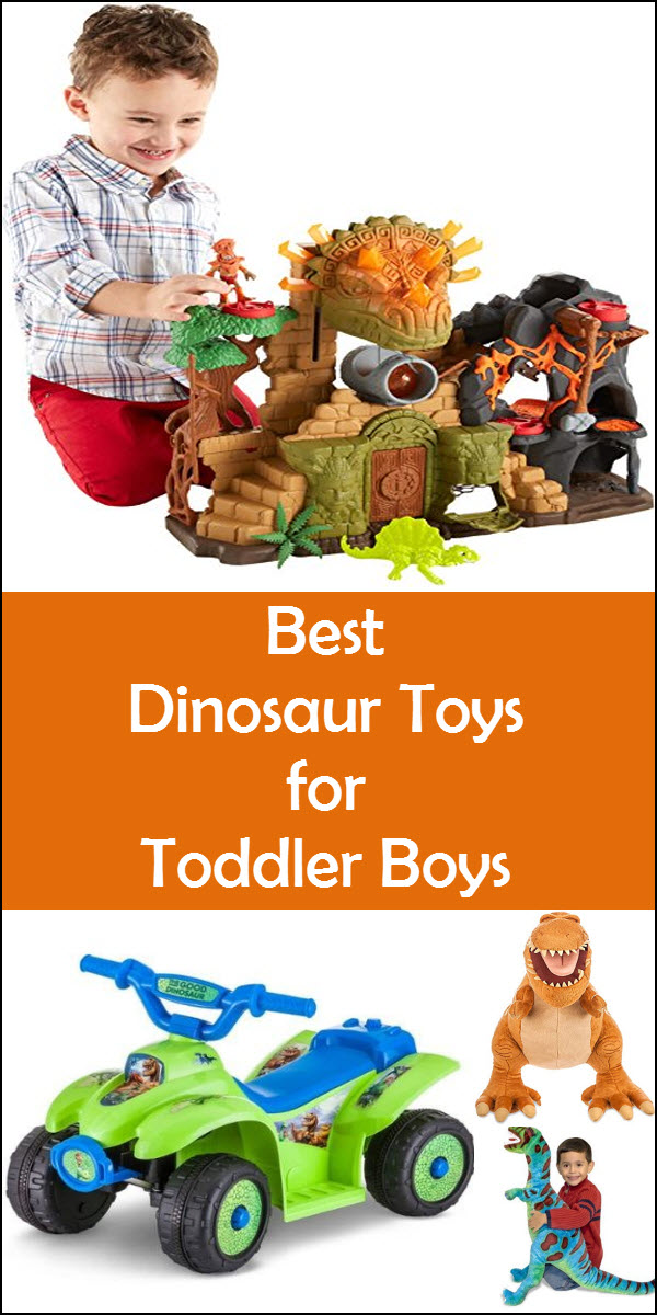 Best Dinosaur Toys : Best dinosaur toys for toddlers toddler boy approved