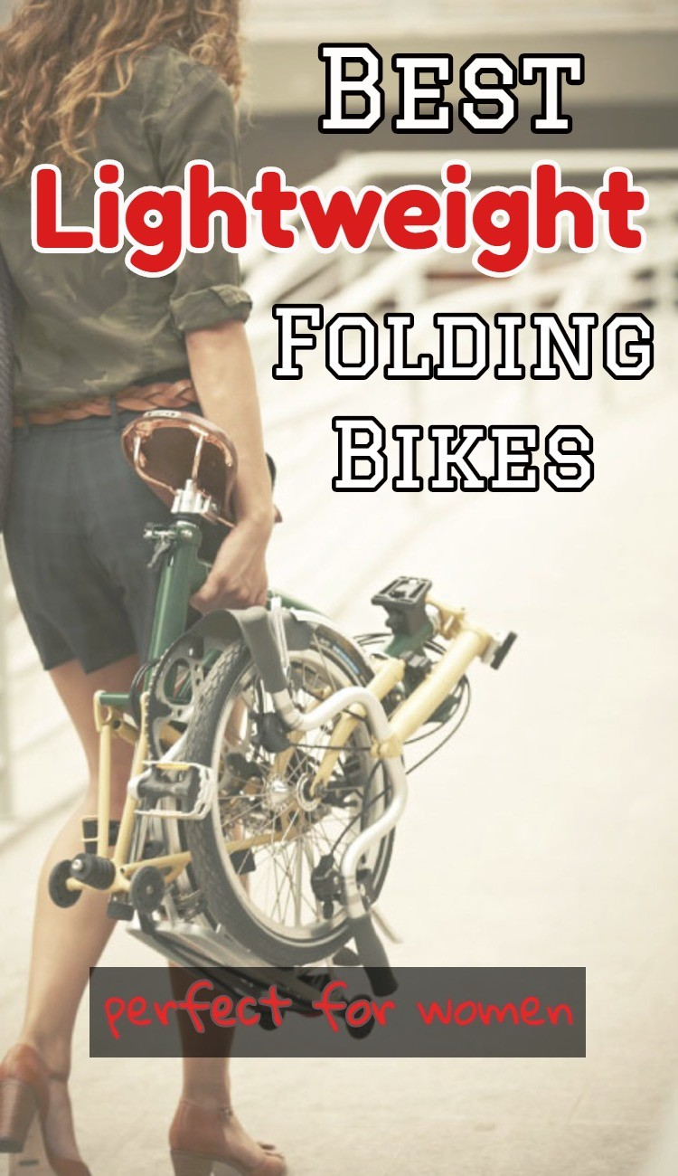 Best Lightweight Folding Bike for Women