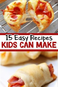 easy recipes kids can make #easyrecipeskidscanmake #easyrecipesforkids #recipesforkids #kidsactivities #kidscooking #easyrecipes #simpleideasforkids #afterschoolsnacks #kids #easyrecipe #kidsinthekitchen #healthysnacksforkids #healthymeals #craftsforkids