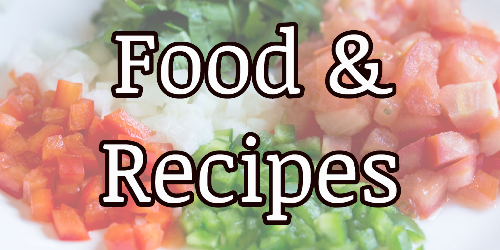 Lots of delicious food ideas and easy recipes – chocolate, dessert, cake, comfort food, crockpot and slowcooker recipes, easy appetizer ideas and more.