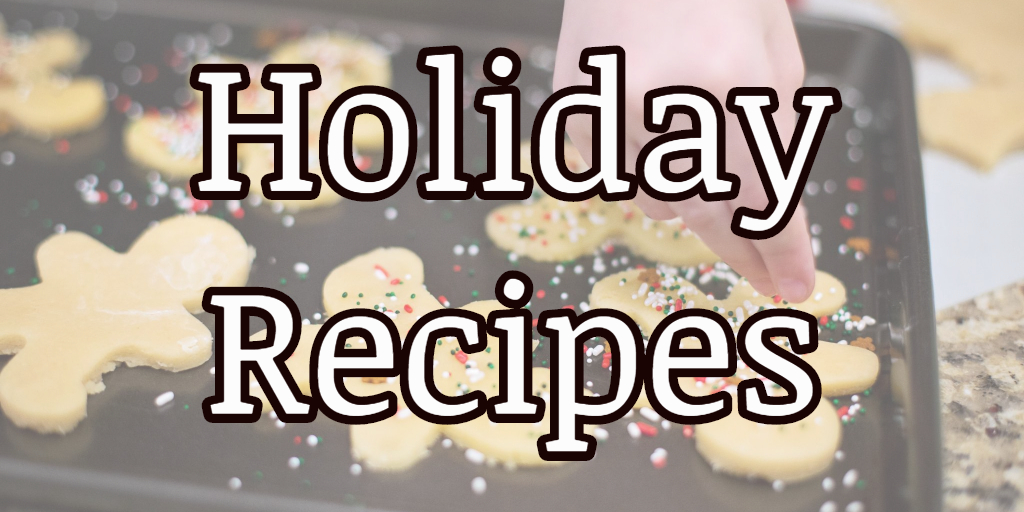 The best holiday recipes from the Involvery Community. Christmas recipes side dishes desserts thanksgiving easter and more food for every occasion.
