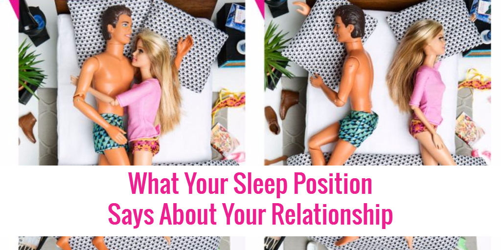 What Your Sleep Position Says About Your Relationship (How Couples Sleep and What It MEANS)