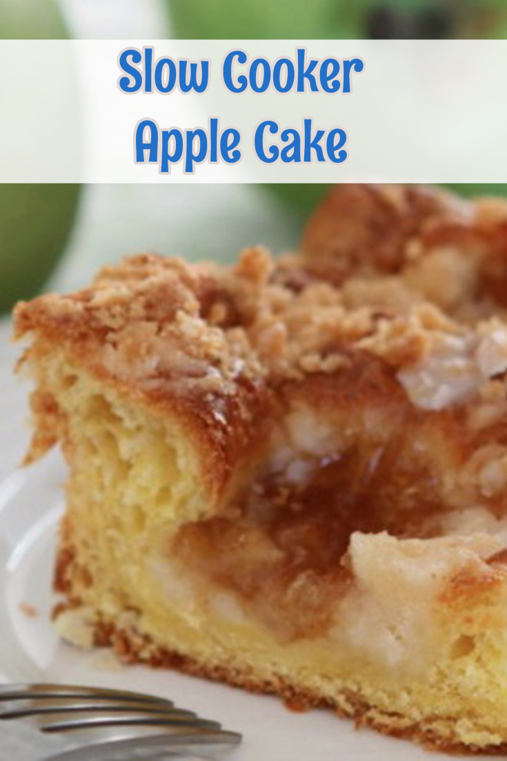 Easy Apple Cakes To Bake