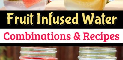 Infused Water Recipes and Benefits – How To Make Fruit Infused Water