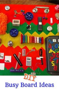 diy busy board ideas to try and make for toddlers