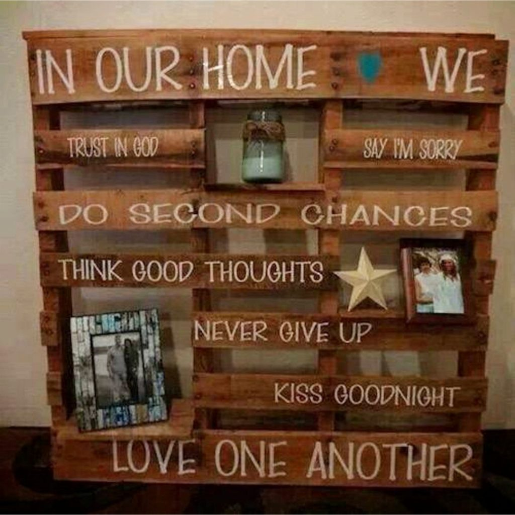 This page has a LOT of DIY pallet craft and decor ideas, but this one is probably my favorite.