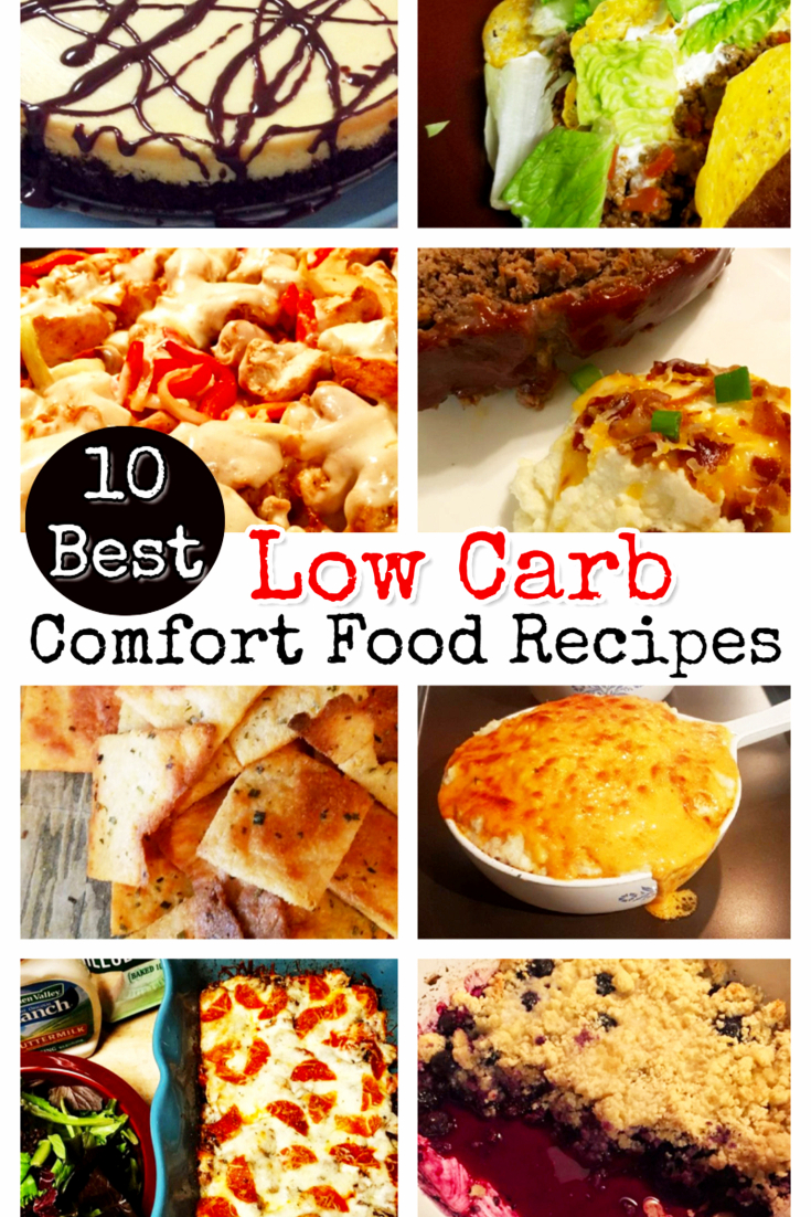 These are the BEST Low Carb comfort food recipes I've tried on Pinterest #lowcarbrecipes #ketogenicdiet #ketorecipes #lowcarbmeals #healthysnacks #healthydinnerrecipes #chickenrecipes #easydinnerrecipes #mealpreprecipes #ketosnacks