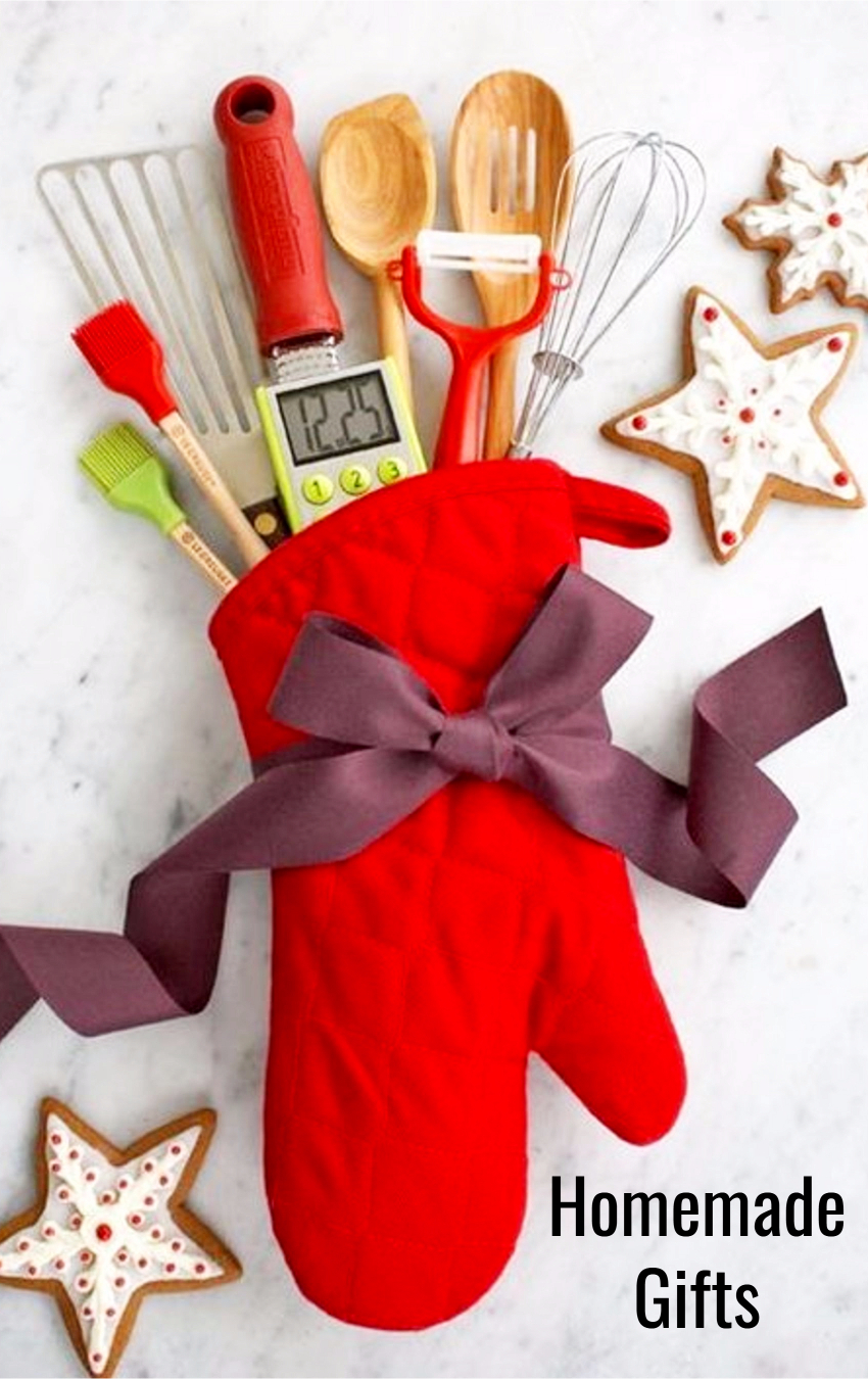 Food Gifts To Make For The Holidays