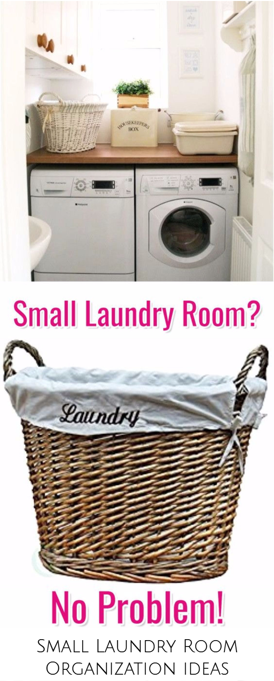 Pinterest DIY Home Projects To Try - Issue 1024 - Involvery on Small Laundry Room Organization Ideas  id=59749