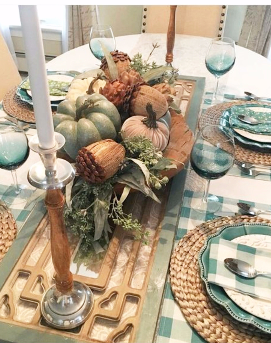{Thanksgiving Table Settings} • DIY Ideas for Your ...