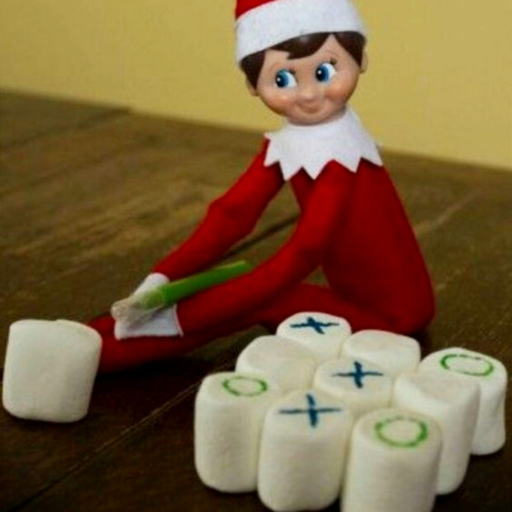 The Elf on the Shelf: A Christmas Tradition is the very special tool that helps Santa know who to put on the Naughty and Nice list. This interactive holiday hide-and-seek tradition is perfect for children and families of all ages.