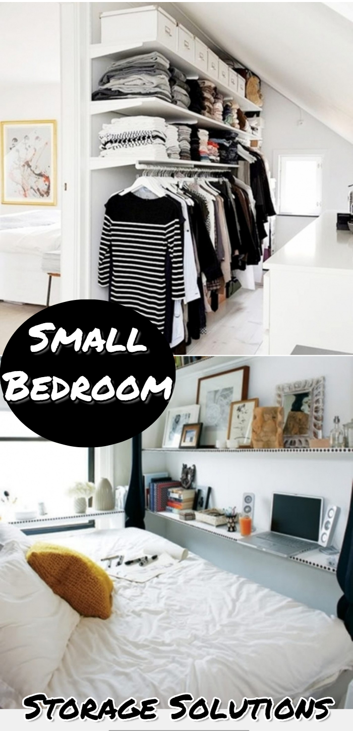 storage space for small bedrooms 38 creative storage solutions for small spaces awesome 19920