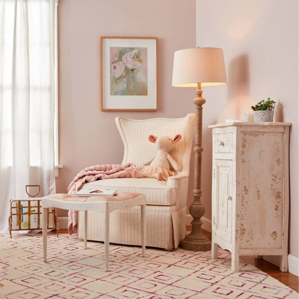 Dusty Pink Bedrooms I Love