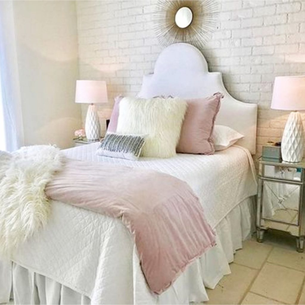 pink and white bedroom ideas blush pink bedroom ideas dusty pink bedrooms i 19465
