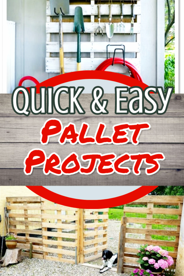Diy Pallet Projects Quick And Easy Project Ideas To Try Beginner