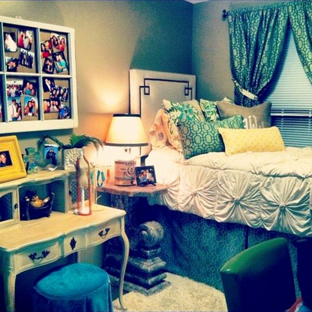 dorm room decorating ideas and hacks #dormroomideas #gettingorganized #goals