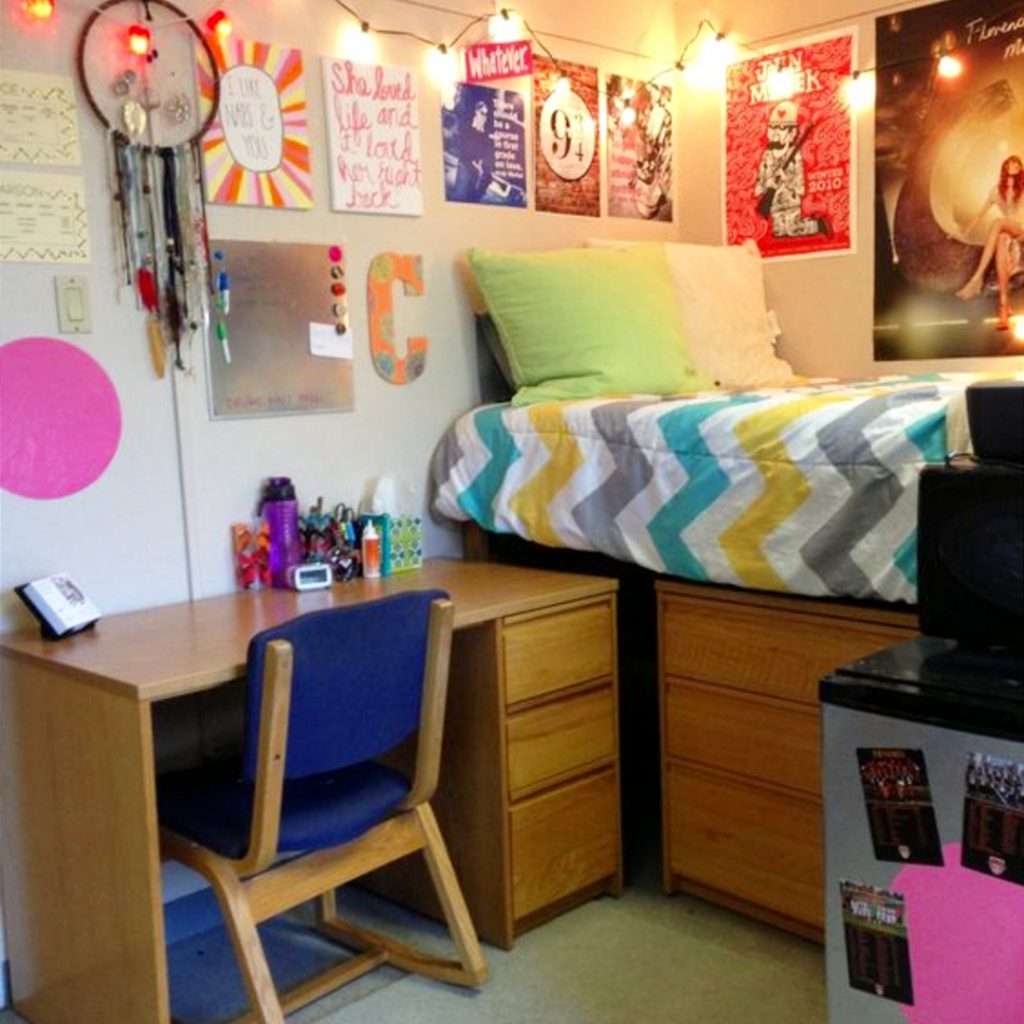 DIY Dorm Room Ideas - Dorm Decorating Ideas PICTURES for 2020