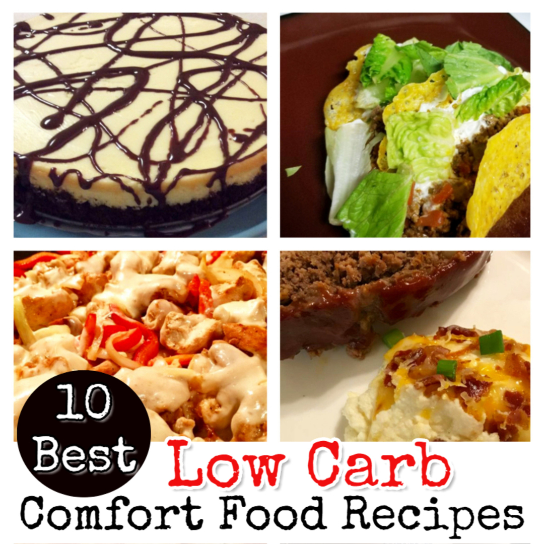 These Are The Best Low Carb Comfort Food Recipes I Ve Tried On Pinterest