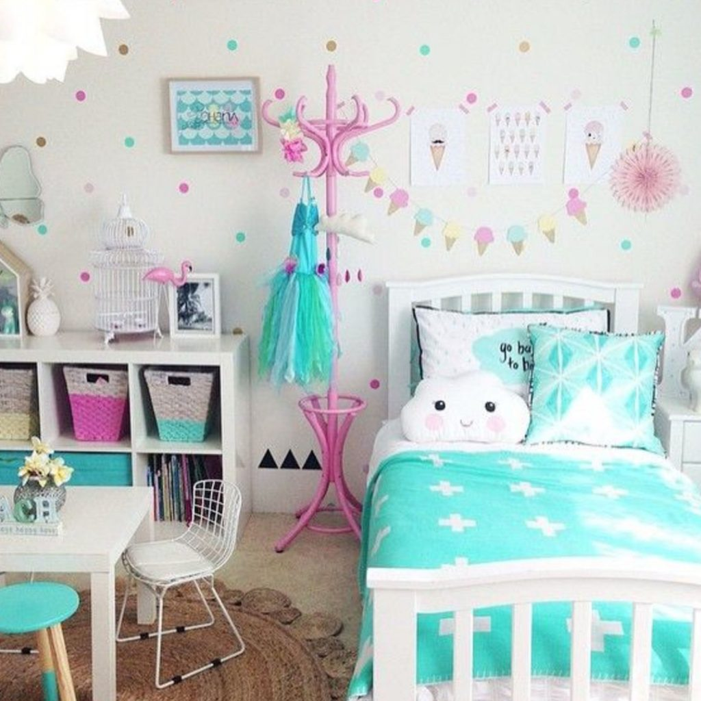 Bedroom Ideas For Girls Bed Ideas And Kids Bedroom: Little Girl Bedroom Ideas And Adorable Canopy Beds For