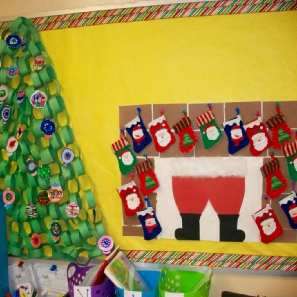 Board Decoration For Christmas: Unique Bulletin Board Ideas For Teachers *NEW* For May 2019