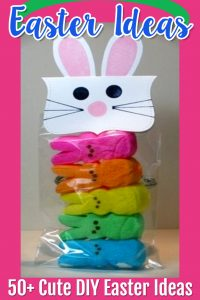 DIY Easter Crafts, Unique Easter Baskets, DIY Easter Decor, Easter decorating ideas and much more #easterideas #easterdiy  #diyeasterdecorations #eastercrafts #diycrafts #easterbasketideas
