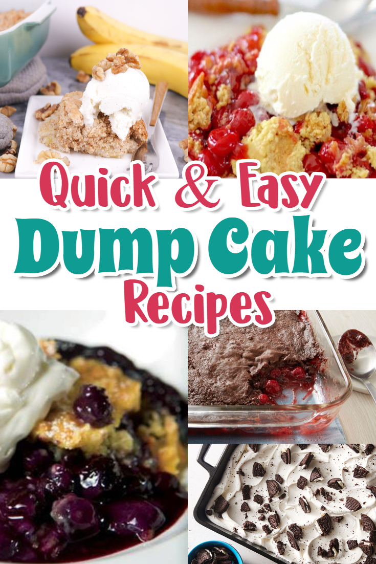 Super Simple Desserts: Easy Dump Cake Recipes For Quick and Delicious Desserts