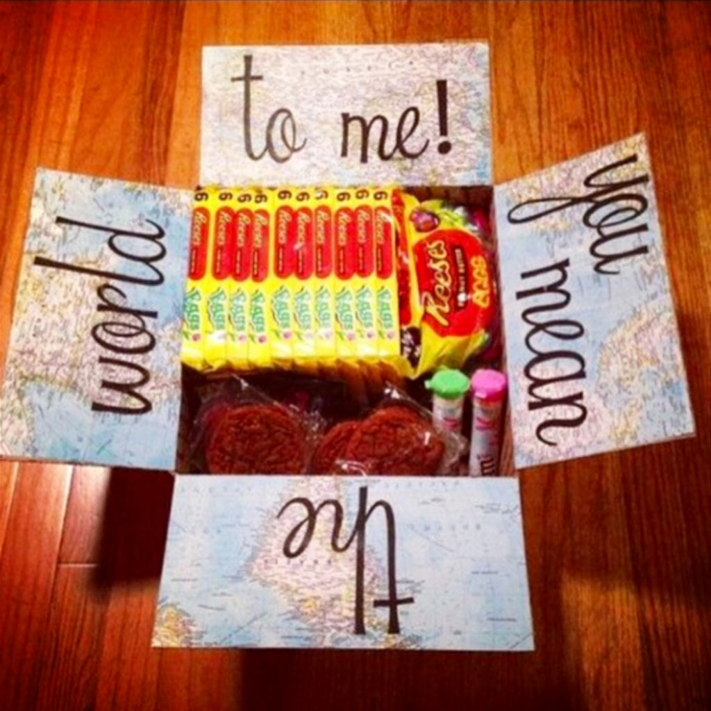 Diy gifts for mom from kids involvery community blog for Cute things to give your boyfriend just because