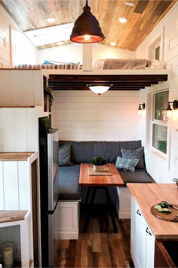 Inside Tiny Houses Images See House Interiors And Exteriors Floor Planore