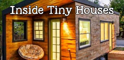 Tiny House Ideas: Inside Tiny Houses – Pictures of Tiny Homes Inside and Out