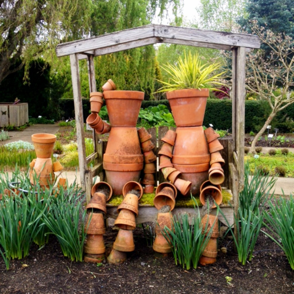 Clay Pot Ideas - Cute Things To Make Out Of Clay Pots ...
