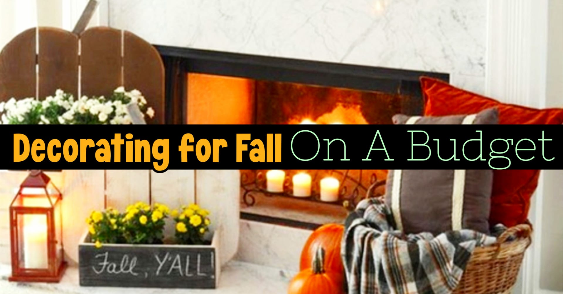 Unique Diy Fall Decor Ideas