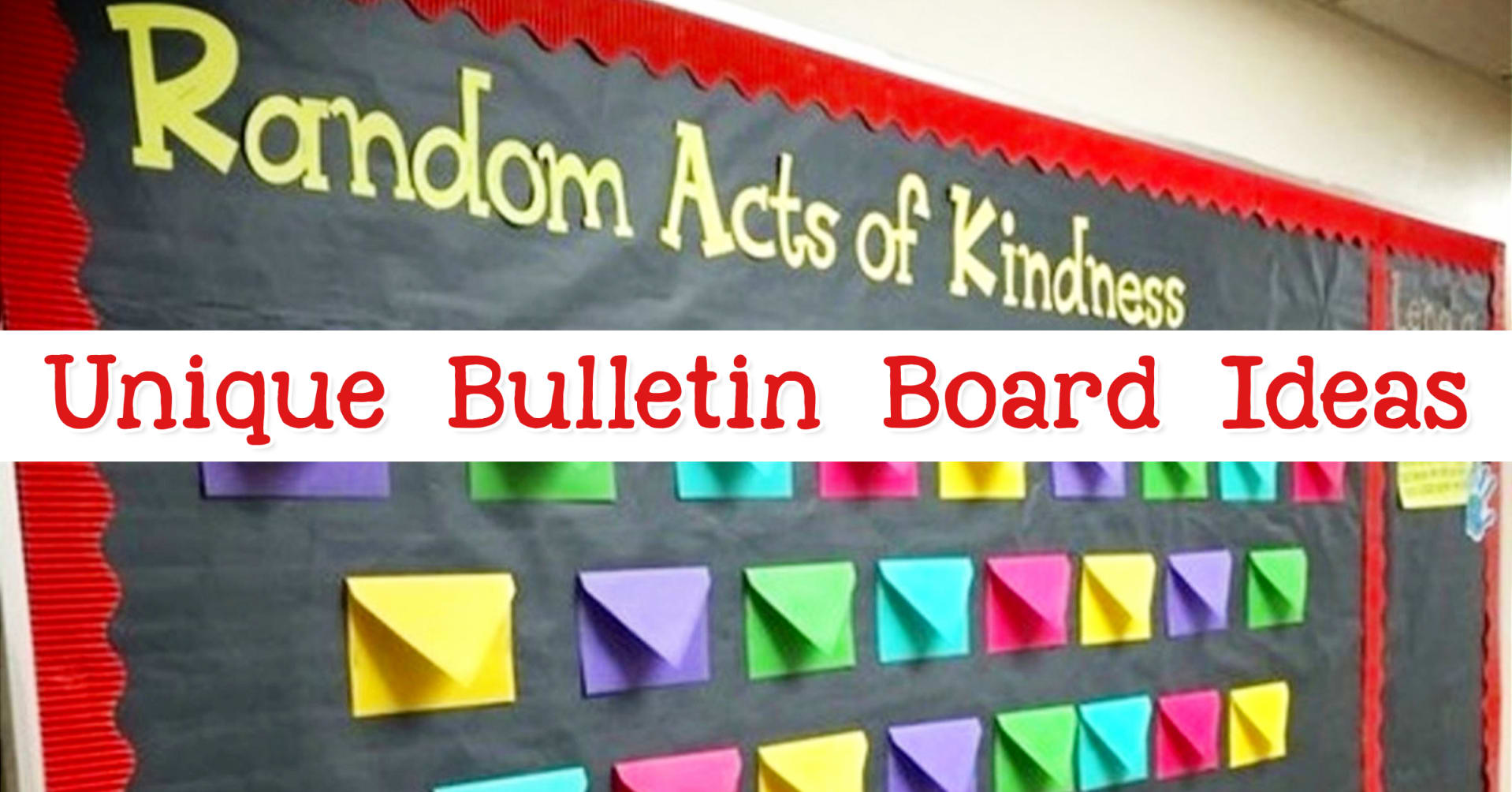 unique bulletin board ideas for the classroom and for teachers