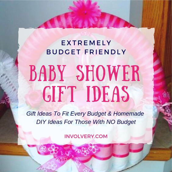 Affordable & Cheap Baby Shower Gift Ideas For Those on a Budge
