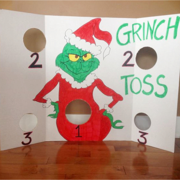 Grinch Christmas Games - DIY Grinch Decorations and Christmas Ornaments