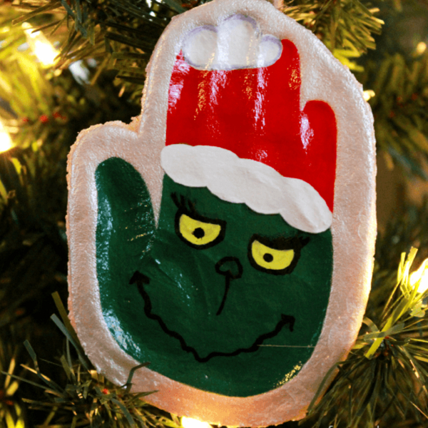 Grinch Christmas Ornaments for Kids - DIY Grinch Decorations and Christmas Ornaments