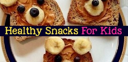 19+ Healthy Snack Ideas Kids WILL Eat – Healthy Snacks for Toddlers, Preschoolers & Kids of all Ages
