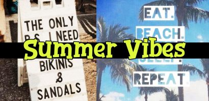 9 Summer Vibes Quotes and Memes That Give Us ALL The Summer Vibes Feels