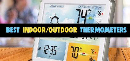 Best Indoor Outdoor Thermometers This Year? Consumer Picks For Best Wireless Inside Outside Thermometer