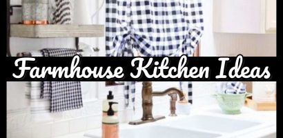 Farmhouse Kitchen Ideas For a Country Kitchen Remodel on a Budget