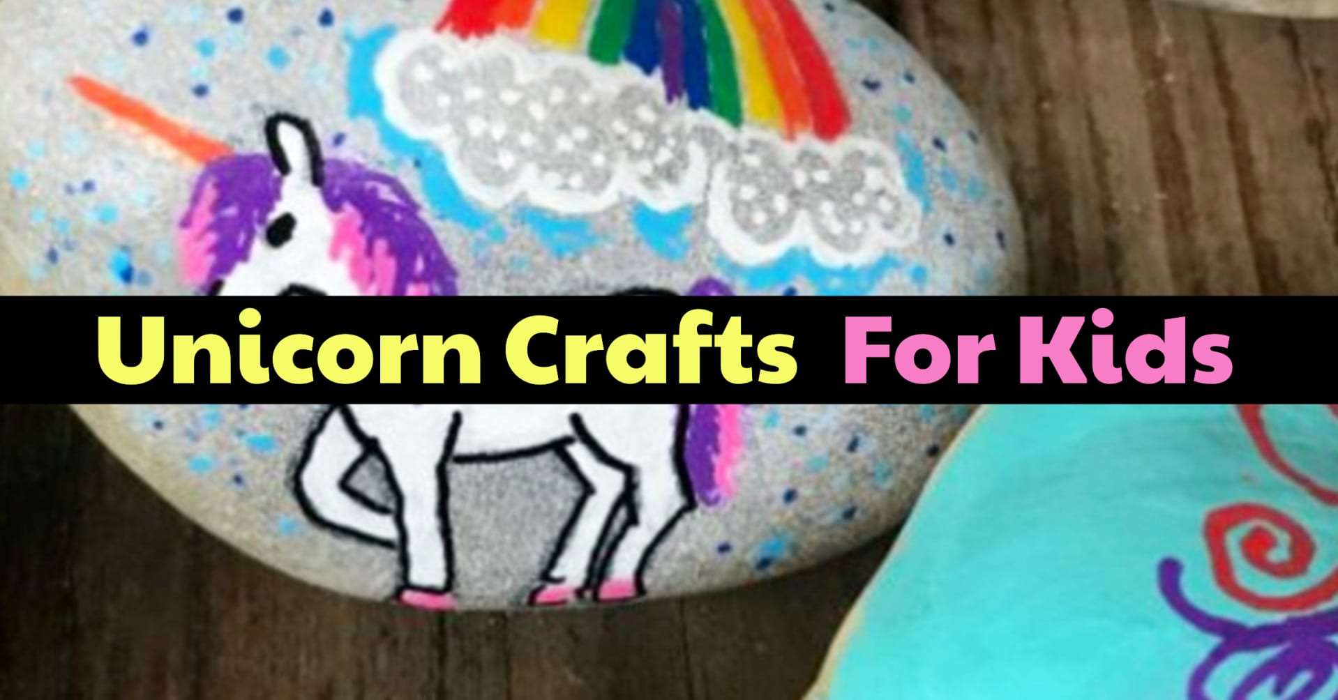 Unicorn crafts for kids to make