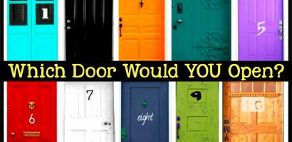 Personality Test – Which Door Would YOU Open? (fun personality quiz to learn about yourself)